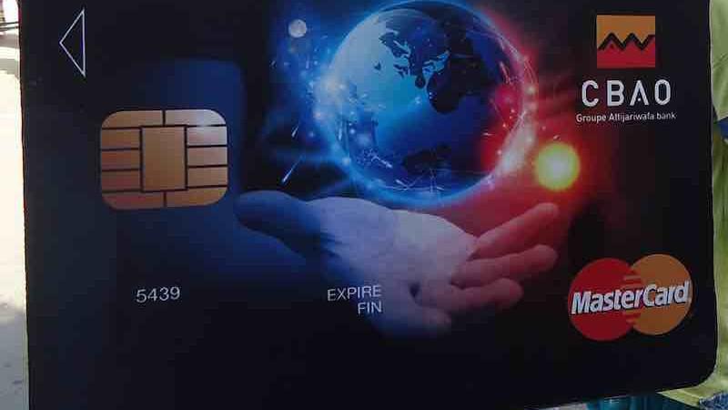 Lettre ouverte d'un client au DG de la CBAO : « Ma carte MasterCard n'est plus fiable »
