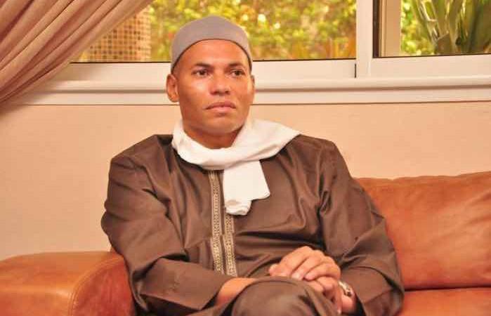 Déclaration Karim Wade remercie son monde, tout en continuant à dénoncer une «injustice»