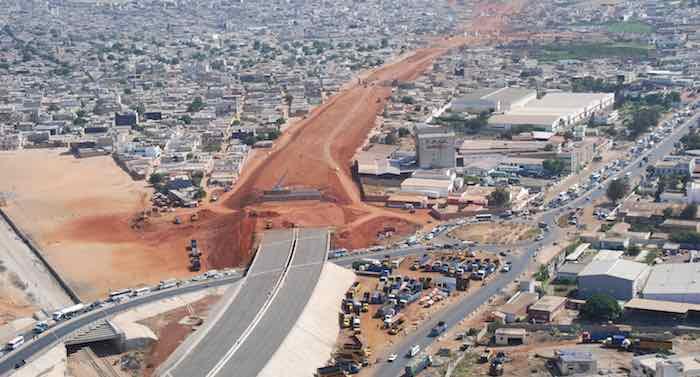 Infrastructures: « La politique des grands travaux peut être source de développement économique » selon Alioune Badiane, DGA Eiffage