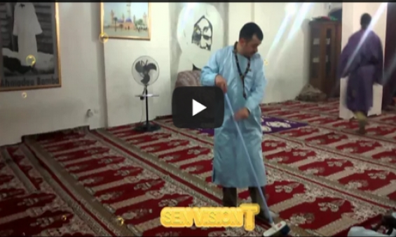 Turquie : Serigne Fallou, le premier talibé mouride Turc de Serigne Touba à Istanbul