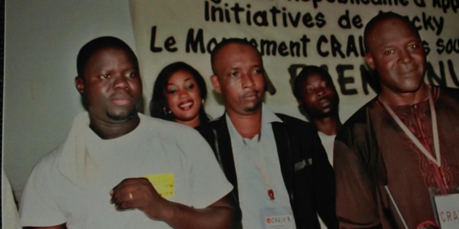 Soirée de retrouvailles autour des initiatives du président Macky à Koumassi, en Côte d'Ivoire
