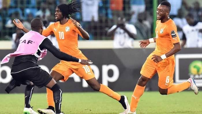 Le Congo battu 1-3, la Côte d'Ivoire attend son adversaire en finale