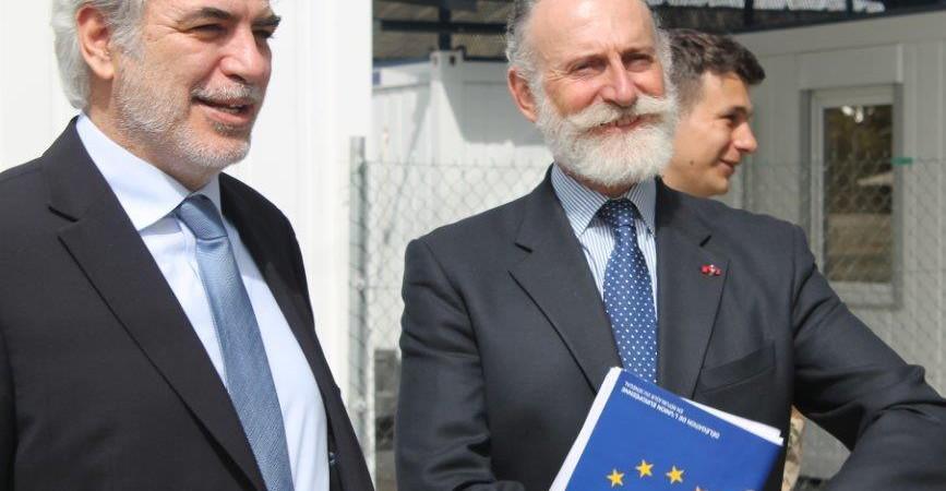 Crises humanitaires dans le Sahel L'Union Européenne mobilise 156 millions d'euros