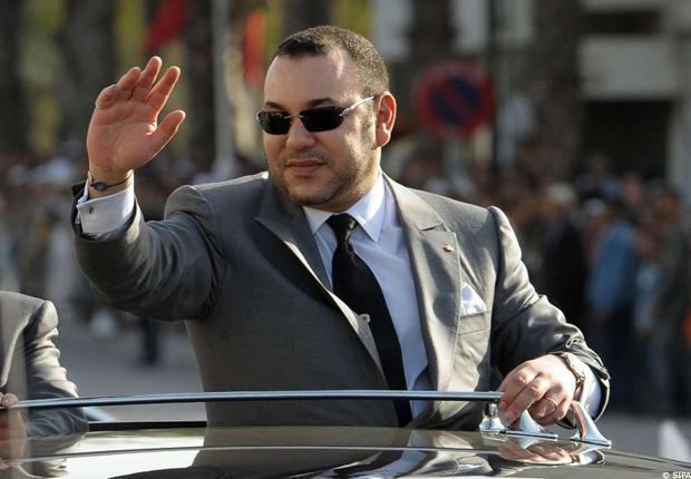 Deux journalistes français coffrés pour chantage exercé sur  Mohammed VI, le roi du Maroc