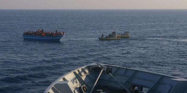 Migration irrégulière : la marine libyenne 63 disparus dans un nouveau naufrage en Méditerranée