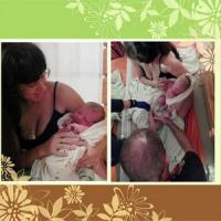 Elle donne naissance à son 5e enfant en 2 minutes !