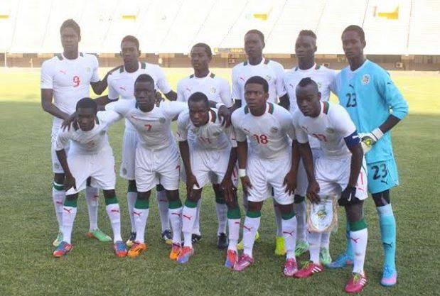Les lionceaux perdent courageusement devant les Nigérians 0-1