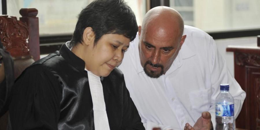 Indonésie : La justice indonésienne rejette l'ultime recours du Français condamné à mort