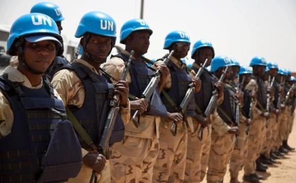 Deux contingents sénégalais en renfort à la  MINUSCA