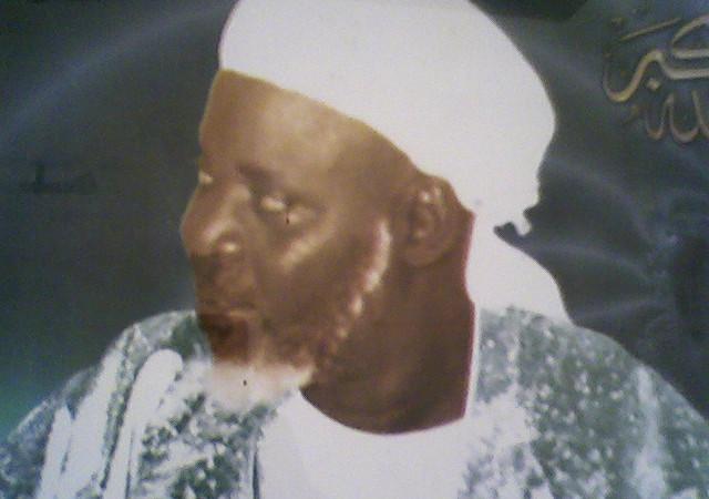Pose de la première pierre de l'Université du Sine Saloum : Le guide religieux Cheikh Ibrahima Niasse désigné parrain