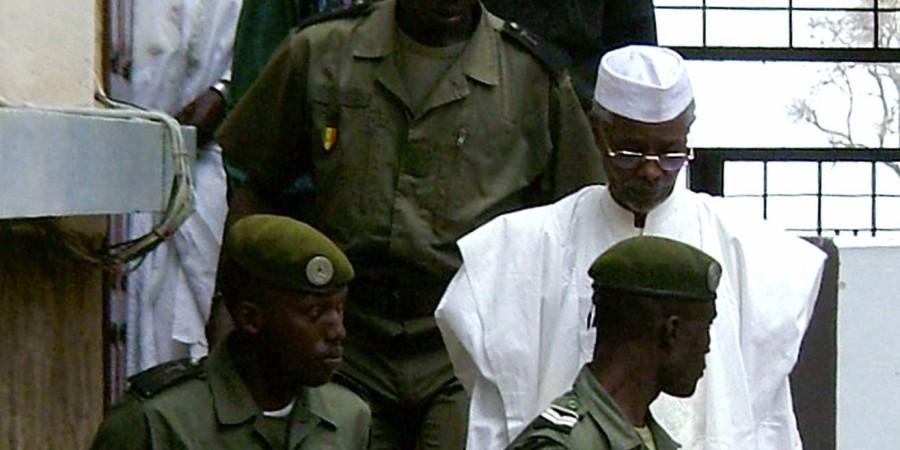 Chambres Africaines extraordinaires Habré écope de la prison à perpétuité
