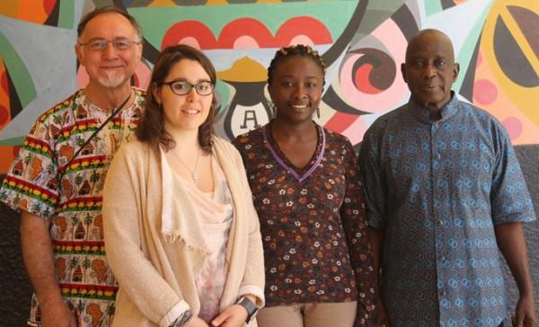 Ouverture de la première rencontre régionale de la Jeunesse Ouvrière Chrétienne de l'Afrique de l'Ouest et du Centre à Dakar