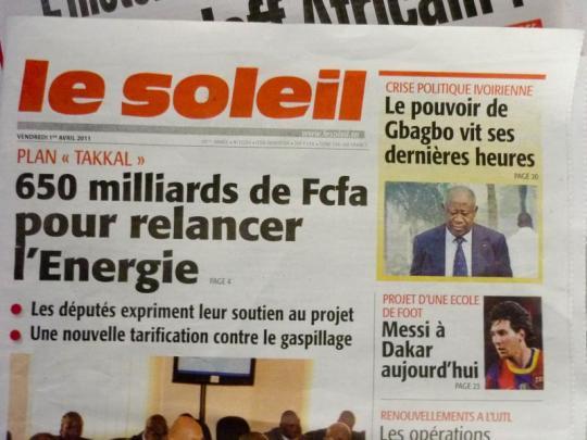 Médias publics : Le passif de sa nouvelle imprimerie déjà effacé,  ''Le Soleil'' affiche toujours bonne mine