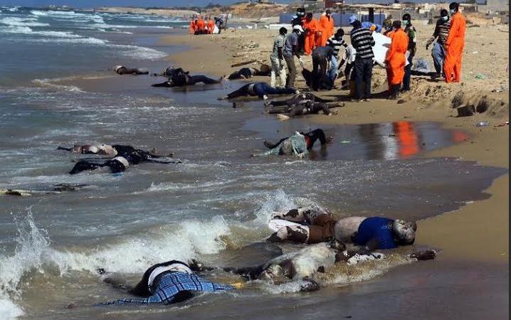 Catastrophe des migrants en Méditerranée : l'UE réagit enfin et envisage un sommet extraordinaire