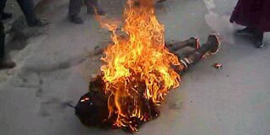 Ouakam Un homme d'une soixantaine d'années s'est immolé par le feu dans sa chambre