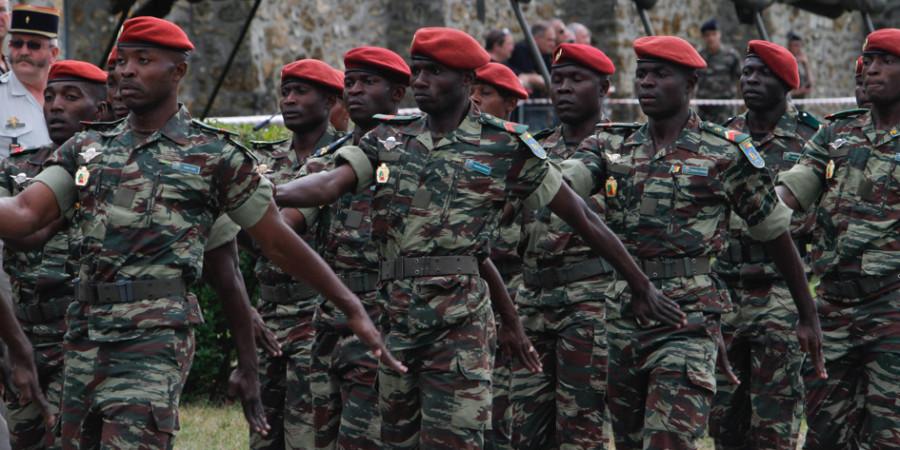 forces armées sénégalaises