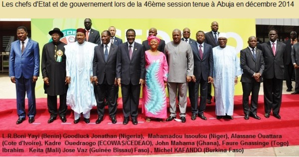 CEDEAO : Accra abrite trois réunions statutaires axées sur la sécurité et le développement économique