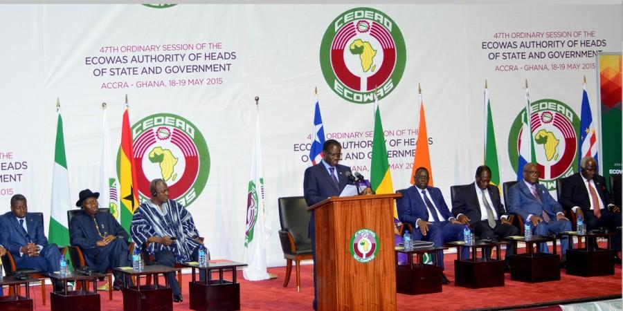 CEDEAO : Les chefs d'Etat saluent les énormes progrès enregistrés par la région ouest-africaine