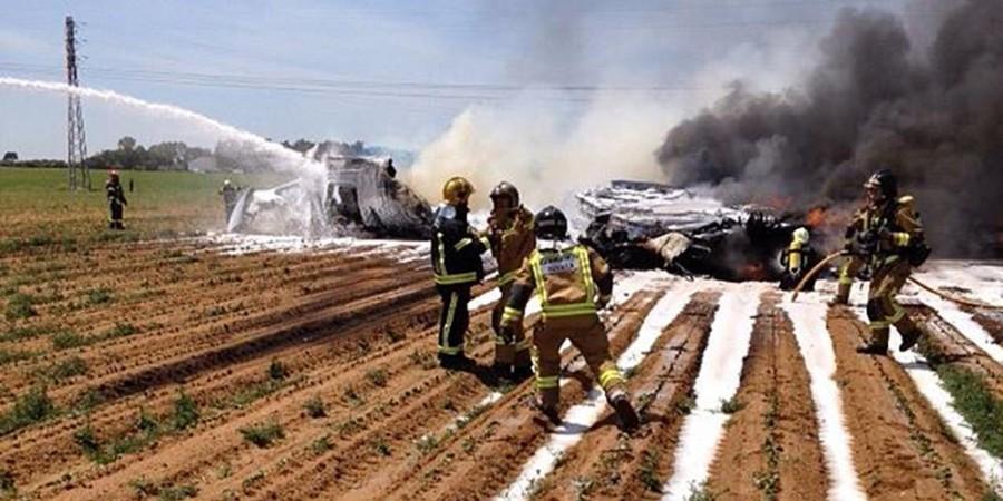Ce que l'on sait du crash de l'avion militaire Airbus A400M près de Séville
