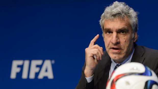 Coup de tonnerre à la Fifa : 11 personnes suspendues dont  Jeffrey Webb, son vice-président