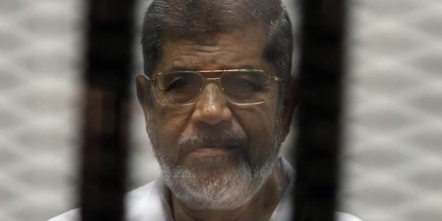 Egypte : Morsi, l'ex-président condamné à mort