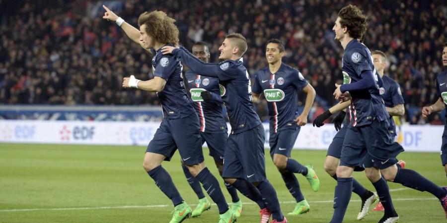 Le PSG remporte la coupe de France et signe un quadruplé inédit