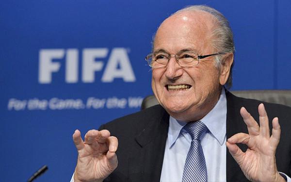 FIFA : Blatter trouve l'attitude de Platini lamentable