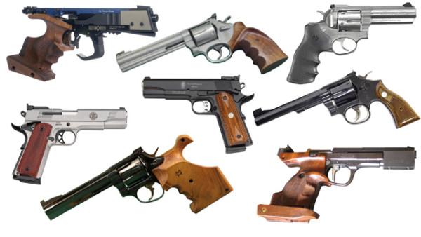 Etats-Unis : Plus d'armes à feu offertes en cadeaux de Noël 2015, constat du FBI