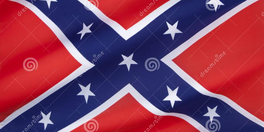 Etats-Unis : Debout contre ce symbole d'un autre temps qui divise