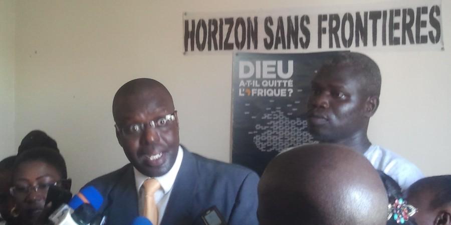 Crise migratoire en Afrique : HSF prone  une diplomatie non gouvernementale et interpelle Macky sur cette guerre interne au sein de l'état