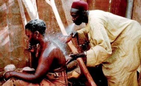 D. Diop violée et engrossée par un charlatan fou amoureux d'elle