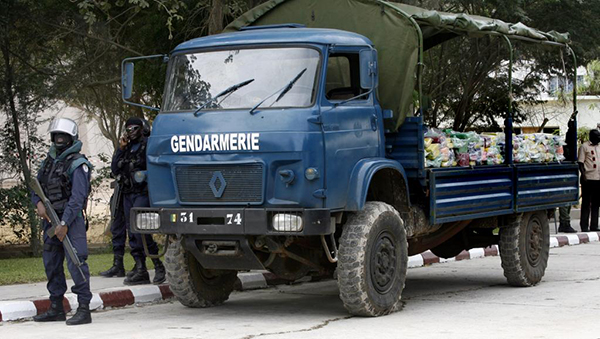 Sédhiou : échanges de coups de feu entre gendarmes et rebelles à Koling