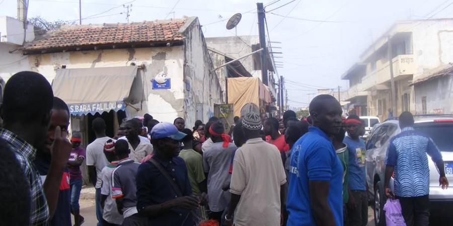 Grogne et fronde contre le maire de Rufisque, les grossistes du marché central lui déclarent la guerre