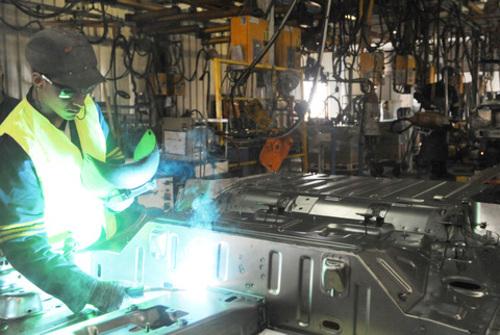 Indice de la Production Industrielle : un accroissement de 5,7% noté en mai 2015