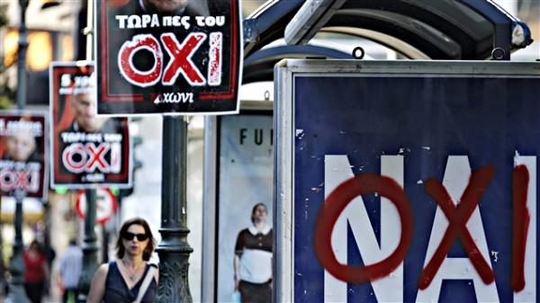 Grèce : Comprendre le référendum en quelques mots
