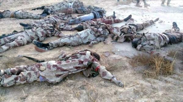 Egypte : l'Etat Islamique fait des dizaines de morts dans le Sinaï