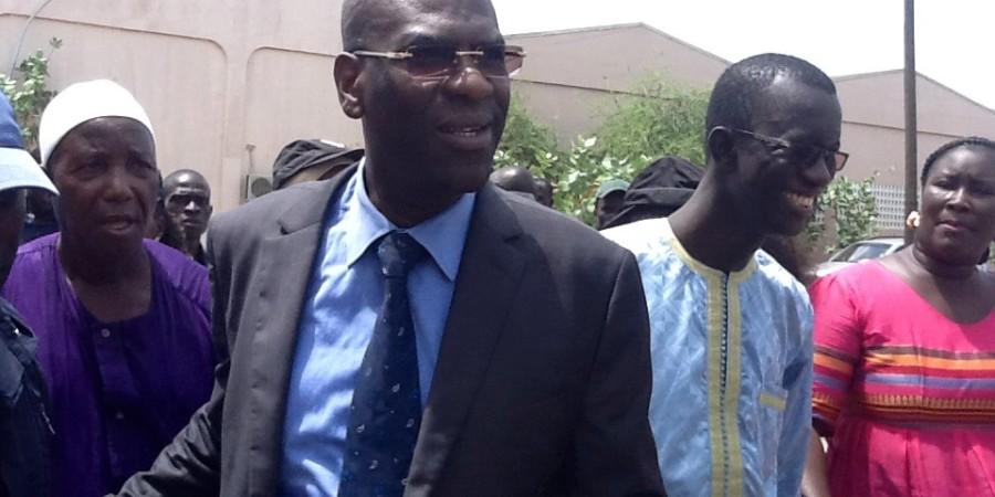Pikine : Abdoulaye Thimbo compte investir un demi milliard dans l'éducation.