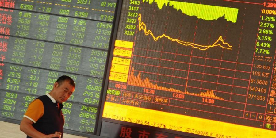 Lundi noir à la Bourse de Shangaï : Pourquoi et comment la Chine affole les autres marchés