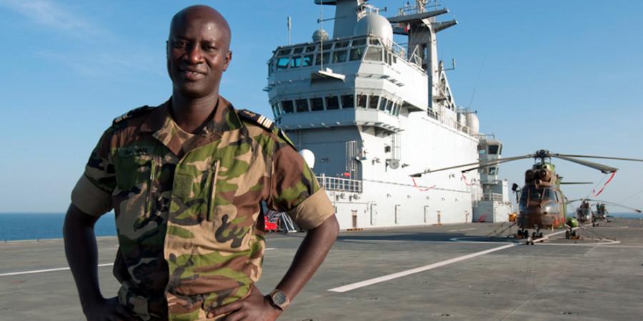 Pêche en zone protégée de Ngaparou : La Marine Nationale arraisonne deux pirogues avec 26 personnes à bord