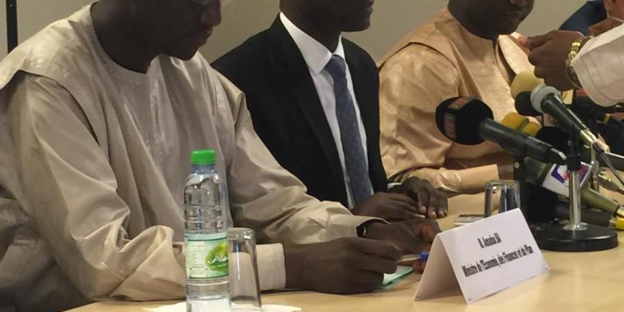 Banque mondiale/MEFP : Signature d'Accord de Garantie pour Taiba Ndiaye Tobene d'un montant de 93 milliards FCFA