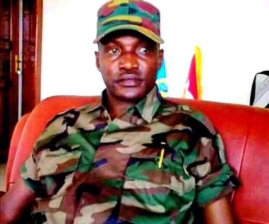 Assassinat de l'ex Chef d'état-major de l'armée burundaise, la présidente de la commission de l'UA horrifiée