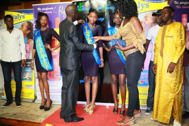 élection Miss Guédiawaye