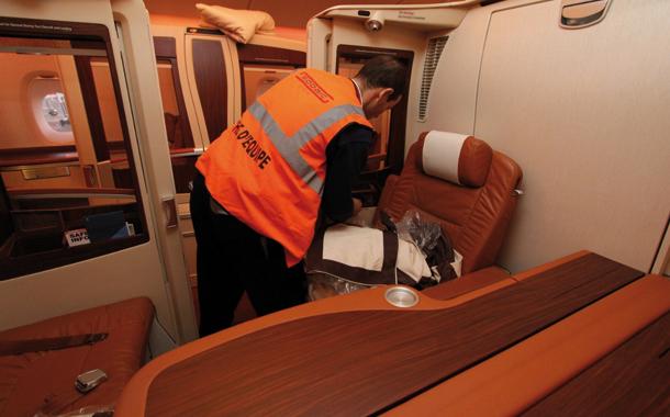 Condamné pour un vol dans un avion…
