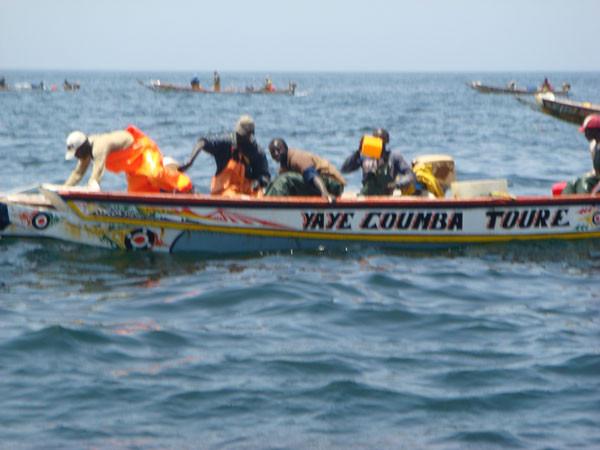Saint-Louis : très sceptiques, des pêcheurs réclament l'audit de la répartition du don de Macky aux rapatriés de la Mauritanie