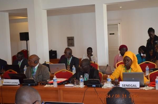 CEDEAO6rencontre de Dakar-Aout 2015-3