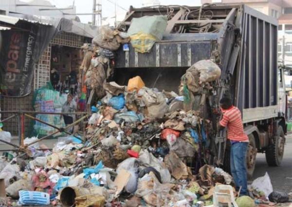 Insalubrité à Ziguinchor- Des camions remplis d'ordure à la recherche de ''preneurs''
