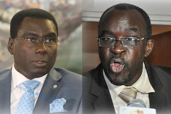 Des proches de Cheikh Kanté salissent Mamadou lamine Diallo et Moustapha Cissé Lô