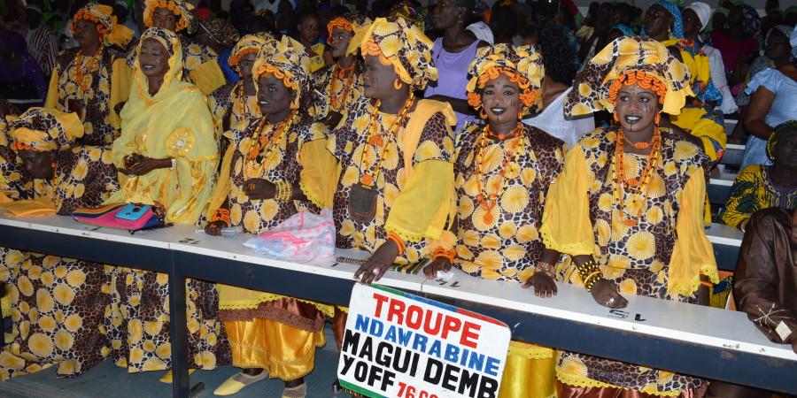 Installation de la présidente nationale des femmes du MODEL:  Mobilisation exceptionnelle du  parti d'Ibrahima Sall