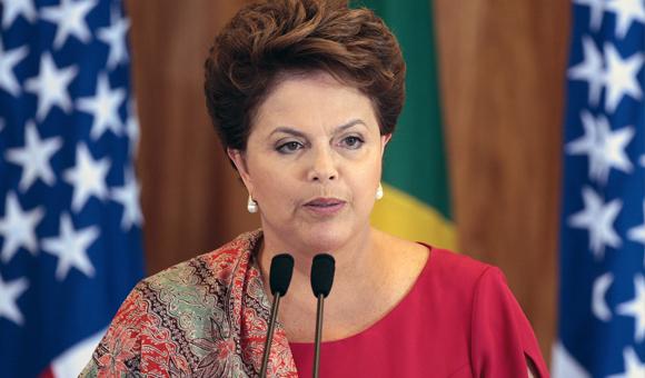 Cheikh Oumar Foutiyou Diba brûlé vif, les regrets de Dilma Rousseff, la présidente du Brésil