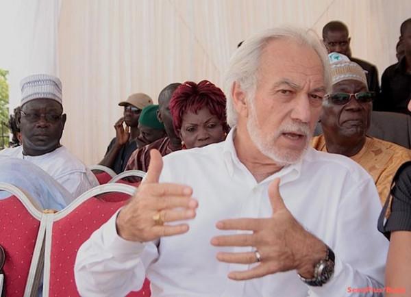 Gerard Senac, PDG d'Eiffage Sénégal sur  le péage Diamnadio-Sindia « …Rallier Dakar au nouvel aéroport en 30 mn… »